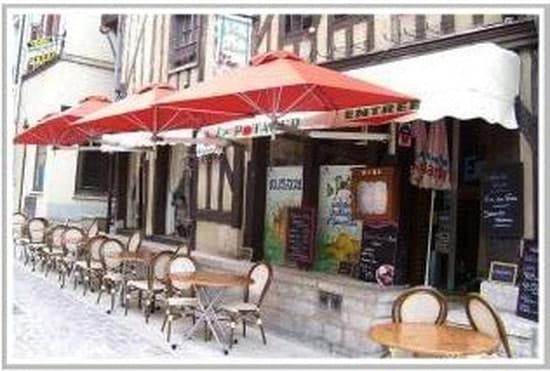 Le potager restaurant de cuisine traditionnelle troyes - Potager de cuisine ...
