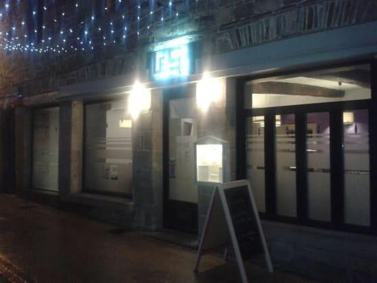 Restaurant : Le 5  - Le 5 de nuit en extérieur  -