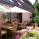 Restaurant Ritter'Hoft  - Notre terrasse -   © Ritter'Hoft