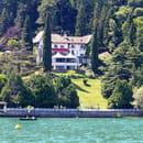Le Bateau Ivre par Jean Pierre Jacob  - Hôtel Ombremont, vue depuis le lac -   © Jérome COURREAU