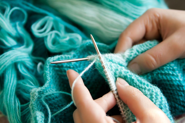 Comment tricoter: les bases du tricot