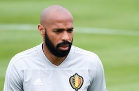 Thierry Henry: main, Knysna... Pourquoi a-t-il choisi la Belgique?