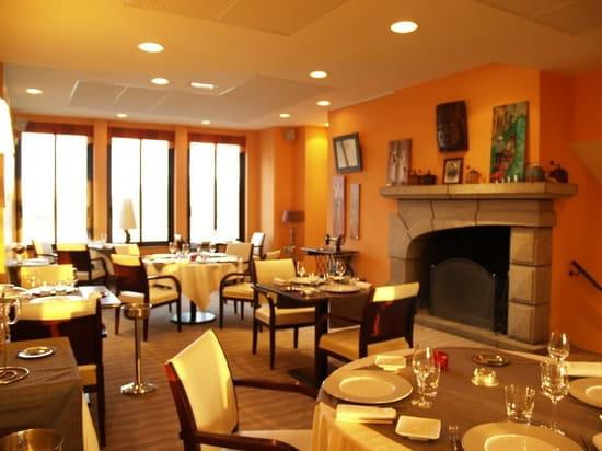 Clémence  - Salle de restaurant -   © Clemence Sarl