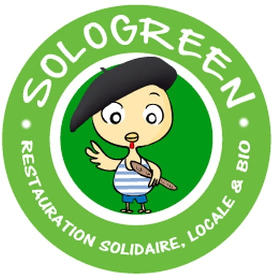 Sologreen  - Notre logo -   © Martin Bardet