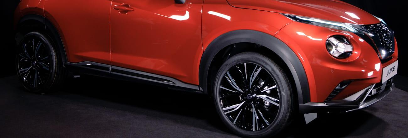 Les photos du nouveau Nissan Juke