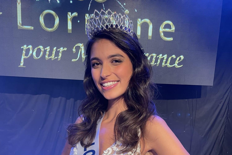 Miss Lorraine 2021: études, loisirs... Qui est Marine Sauvage?