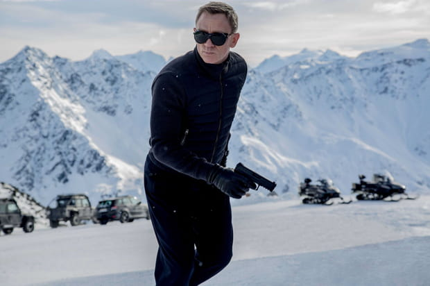 007 Spectre, James Bond revient !