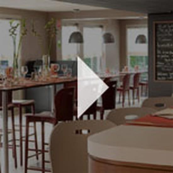 Le Restaurant  - visuel restaurant -   © LOUVRE.HOTELS