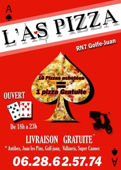 L'As Pizza