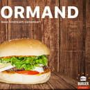 Plat : Burger Street  - Normand -   © BS