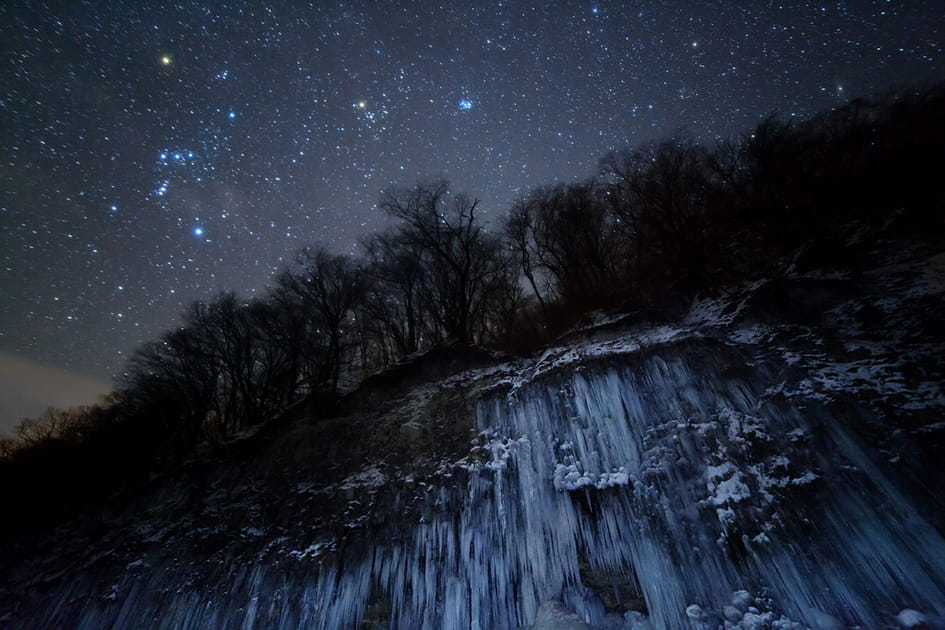 Chute d'étoiles