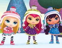 Les mini sorcières : La danse de la neige