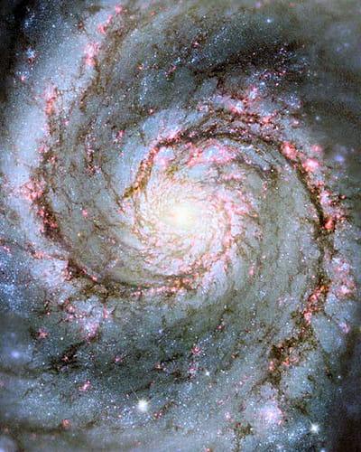les cosmologues se repèrent à partir du point initial : le big-bang.