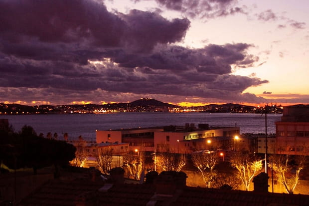 Dernière étape Toulon