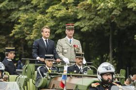 Quid de la cérémonie du 14 juillet qui remplace le défilé militaire?