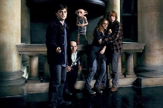 31e : Harry Potter et lesreliques delamort, partie1