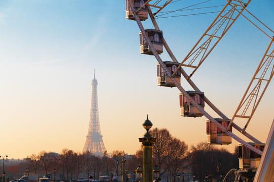 Grande roue de Paris: derniers tours gratuits avant sa démolition