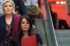 L'assistante parlementaire de Marine Le Pen était aussi sa belle-soeur