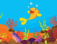 Capitaine Flam : Les créatures aquatiques