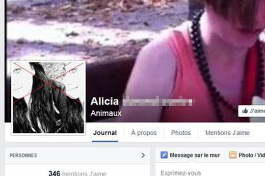 Alicia D : Facebook, Twitter, duharcèlement aux menaces de mort