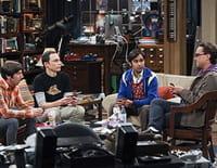 The Big Bang Theory : La proximité du lieu de travail