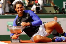 La face cachée de Rafael Nadal, roideRolandGarros