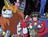 Digimon Fusion : Le choc des deux mondes