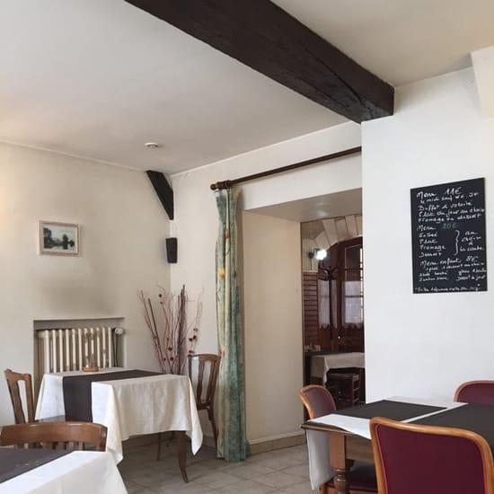 Restaurant : Auberge de la Tour de Freteval