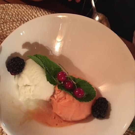 Dessert : La Cabane