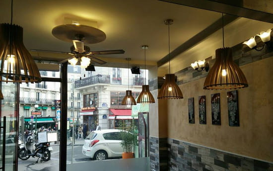 Restaurant : Banh Mi Viet - Monge   © BMV