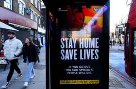 """Confinement en Europe: coronavirus """"hors de contrôle"""" à Londres, les infos par pays"""