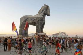Burning Man: dates 2018, thème, prix, comment s'y rendre... Les infos