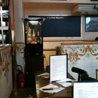 Restaurant : Le Petit Marcel