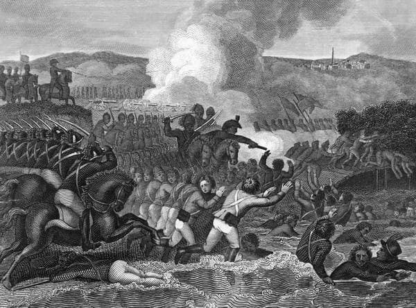 Napoléon bat les Russes et les Autrichiens à la bataille d'Austerlitz