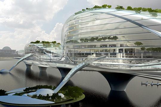 Le futur dans un pont