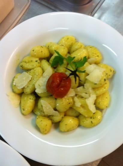 Le Café Sainte  - Gnocchi maison sauce au pesto -