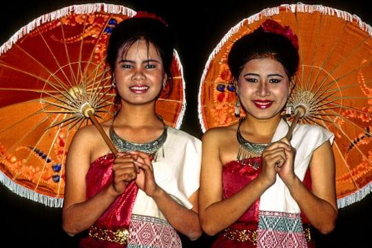 La grâce thaïe