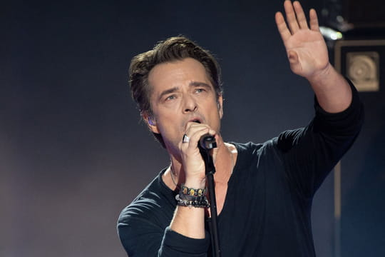 "David Hallyday : en ""reconstruction"", il se confie sur l'héritage de Johnny"