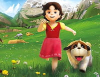 Heidi 3D : La fugue