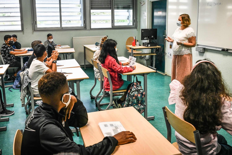 Fermeture de classes et Covid: ça évolue! Quels sont les élèves qui restent à l'école?