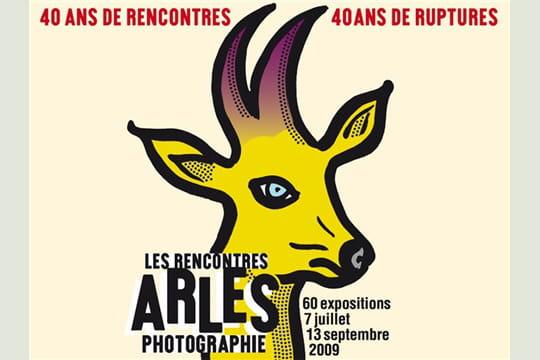 Les Rencontres d'Arles soufflent leurs 40bougies