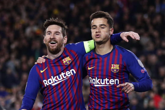 Barcelone - Lyon : résumé, notes, Messi au top... Le débrief de Barça - OL