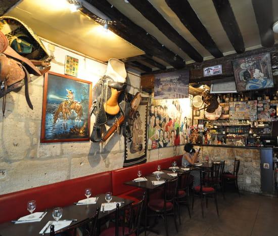 Restaurant : Azteca  - Salle du restaurant Mexicain Azteca -   © Pascal FERREIRA