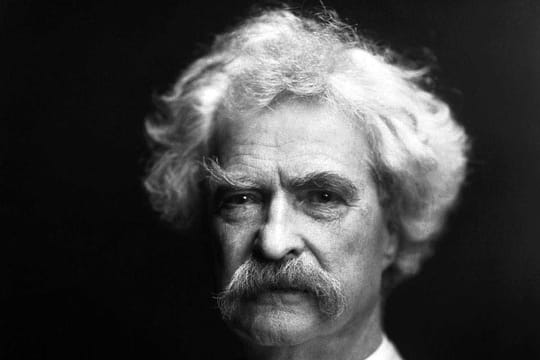 Mark Twain: biographie courte de l'auteur de Tom Sawyer