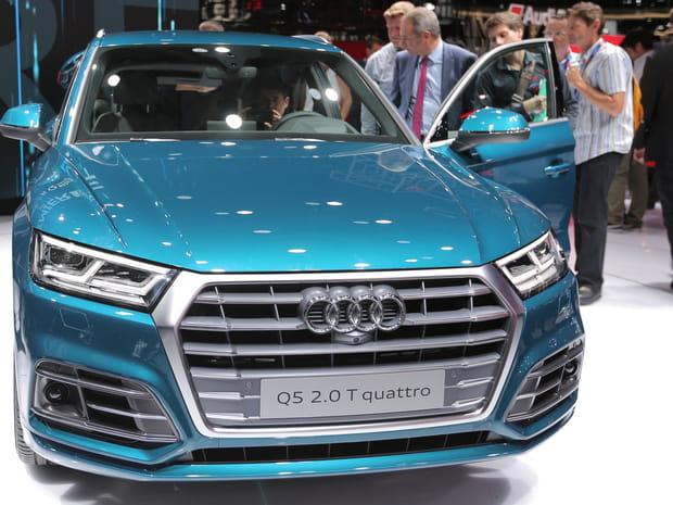 Le nouvel Audi Q5en images
