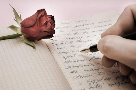 Poème d'amour: modèles et exemples lyriques