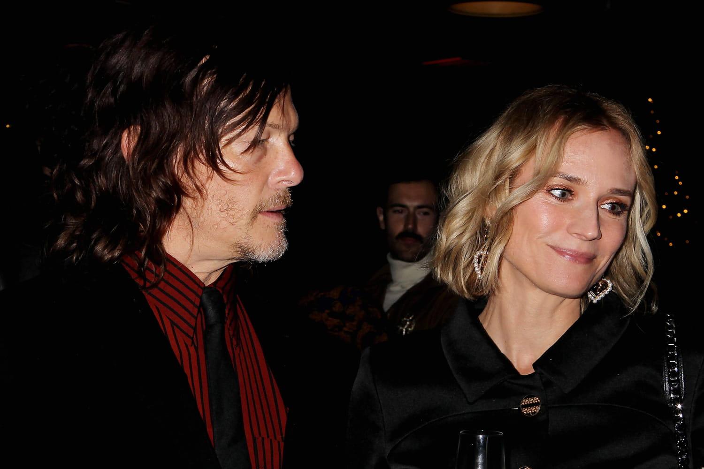 Diane Kruger: son bonheur avec Norman Reedus et leur fille