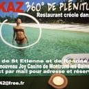 La KAZE  - restaurant créole -   © la Kaz