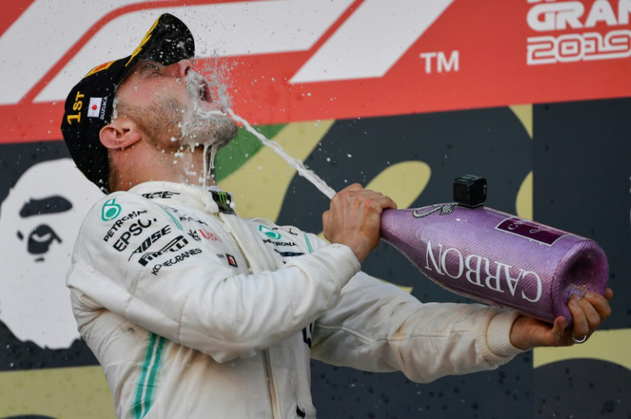 GP de F1du Japon: à Mercedes le titre constructeurs, cap sur celui des pilotes