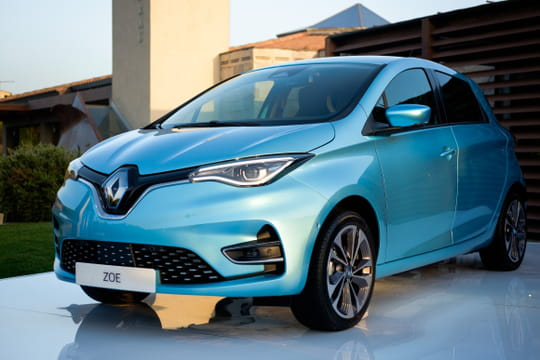 Renault Zoé: une bonne autonomie à pas cher? L'essai de la Zoé [prix]